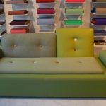 Vitra Polder Sofa XS - bekleding door meubelstoffeerderij.nl, de partner bekleding en toebehoren van Vitra Nederland