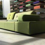 Vitra Polder Sofa XL #Groen - bekleding door meubelstoffeerderij.nl, de partner bekleding en toebehoren van Vitra Nederland